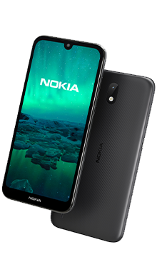 Nokia 1.3 16GB Charcoal