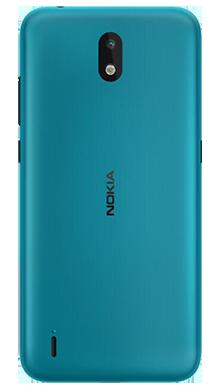 Nokia 1.3 16GB Cyan Back