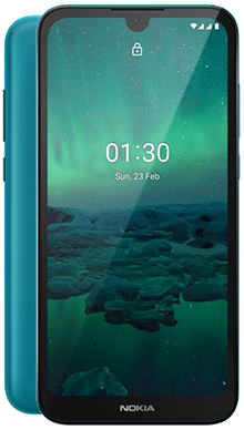 Nokia 1.3 16GB Cyan