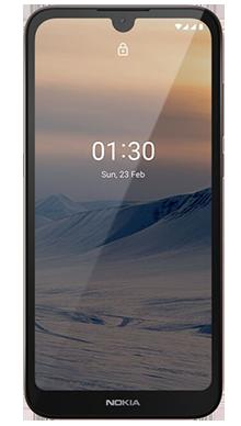 Nokia 1.3 16GB Sand Front