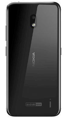 Nokia 2.2 Black Back