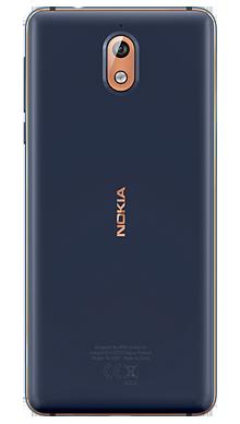 Nokia 3.1 2018 16GB Blue Back