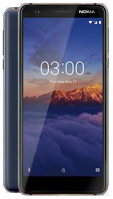 Nokia 3.1 2018 16GB Blue