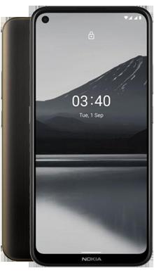 Nokia 3.4 32GB Charcoal