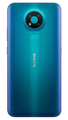 Nokia 3.4 32GB Fjord Back