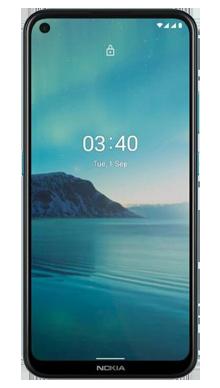Nokia 3.4 32GB Fjord Front