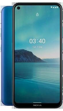 Nokia 3.4 32GB Fjord