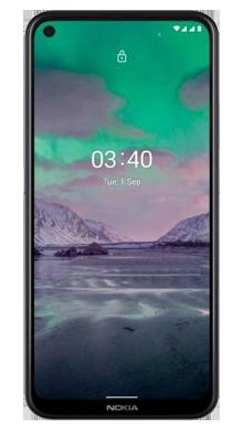 Nokia 3.4 32GB Dusk Front