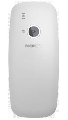 Nokia 3310 Grey Back