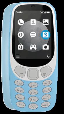 Nokia 3310 Blue