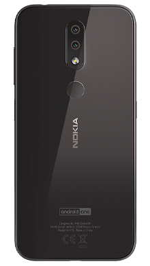 Nokia 4.2 Black Back