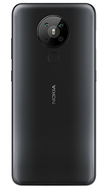 Nokia 5.3 64GB Charcoal Back