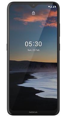 Nokia 5.3 64GB Charcoal Front