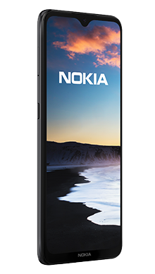 Nokia 5.3 64GB Charcoal Back