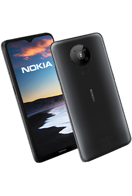Nokia 5.3 64GB Charcoal