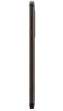 Nokia 6.1 Black Side