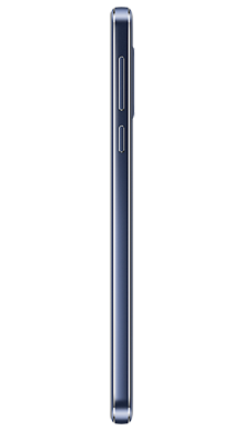 Nokia 7.1 Blue Side