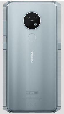 Nokia 7.2 Blue Back