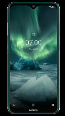 Nokia 7.2 Green Front