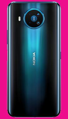 Nokia 8.3 5G 64GB Polar Night Back