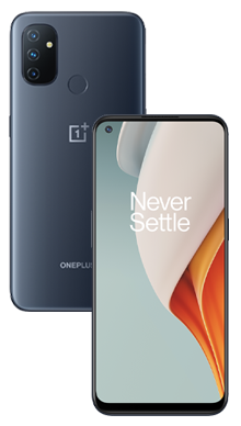 OnePlus Nord N100 64GB Midnight Frost
