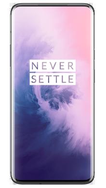 OnePlus 7 Pro 5G 256GB Nebula Blue Front