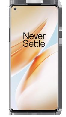 OnePlus 8 Pro 128GB Black Front