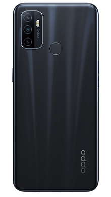 Oppo A53 64GB Electric Black Back