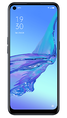 Oppo A53 64GB Electric Black Front
