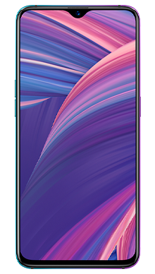 Oppo RX17 Pro 128GB Radiant Mist Front
