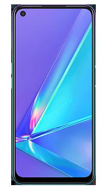 Oppo A72 128GB Aurora Purple Front