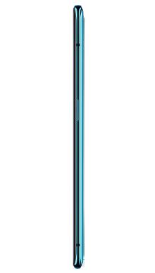 Oppo Find X 128GB Glacier Blue Side