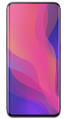 Oppo Find X 128GB Bordeaux Red Front