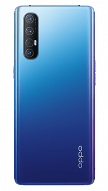 Oppo Find X2 Neo 5G 256GB Starry Blue Back