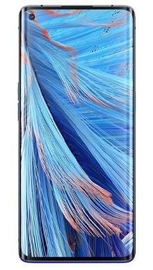 Oppo Find X2 Neo 5G 256GB Starry Blue Front