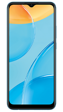 Oppo A15 32GB Mystery Blue Front