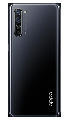 Oppo Find X2 Lite 5G 128GB Moonlight Black Back