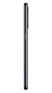Oppo Find X2 Lite 5G 128GB Moonlight Black Side