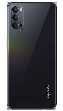 Oppo Reno4 5G 128GB Space Black Back