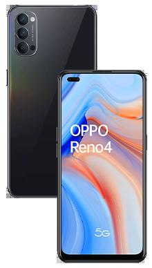 Oppo Reno4 5G 128GB Space Black