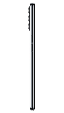 Oppo Reno4 5G 128GB Space Black Side