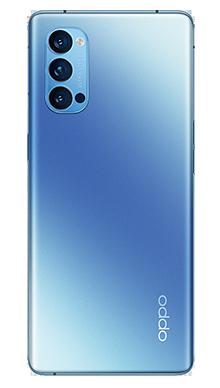 Oppo Reno4 Pro 5G 128GB Galactic Blue Back