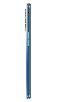 Oppo Reno4 Pro 5G 128GB Galactic Blue Side