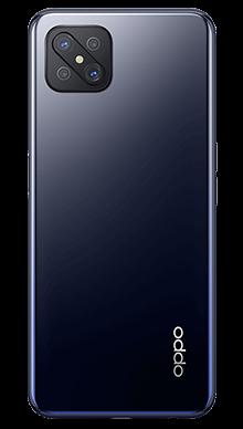 Oppo Reno4 Z 5G 128GB Ink Black Back