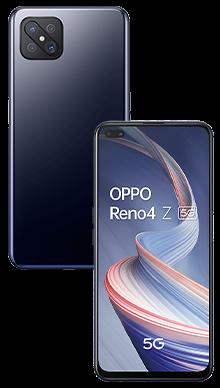 Oppo Reno4 Z 5G 128GB Ink Black