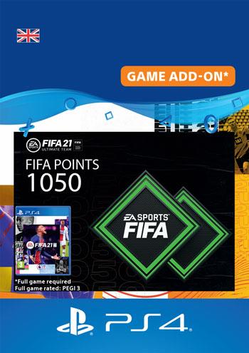 FUT 21 FIFA 1050 Points