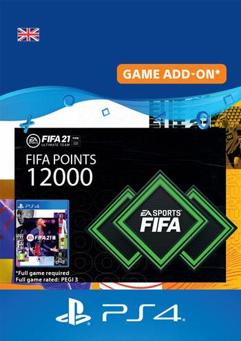 FUT 21 FIFA 12000 Points