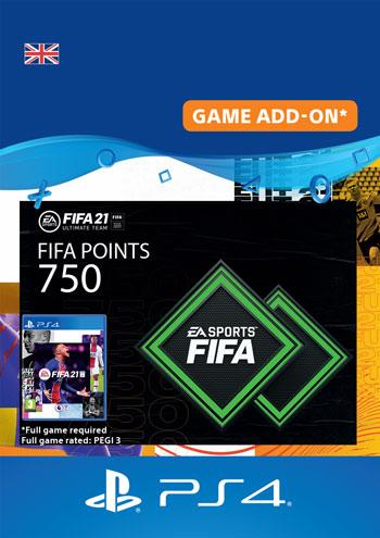 FUT 21 FIFA 750 Points