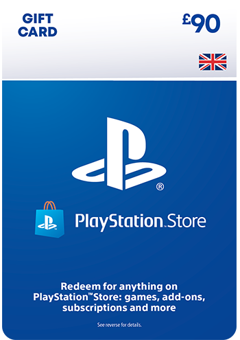 £90 PlayStation™Store Gift Card