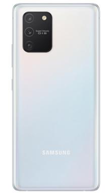 Samsung Galaxy S10 Lite 6GB 128GB Prism White Back